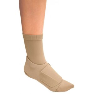 compression, foot and ankle wrap, circaid, pac band