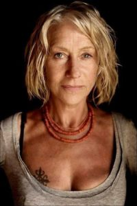 middle aged woman, helen mirren, womens health, mental health